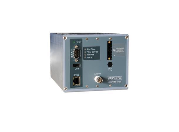 LANTIME M100/GLN 100-240 VDC, inc  antenna, 20m H155