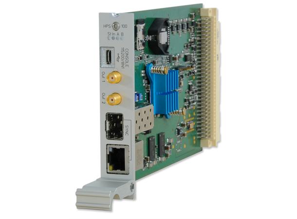 Meinberg IMS-HPS PTP/SyncE/Hardware NTP 1000mbit PTP module